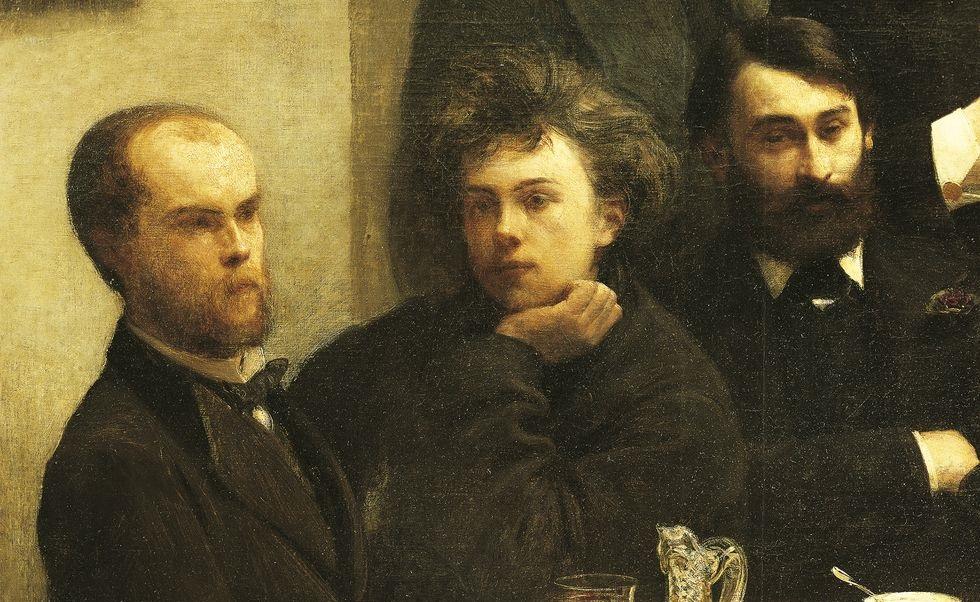 «Rimbaud e Verlaine esclusi perché gay, siano sepolti al Pantheon»