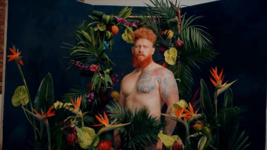 Red Hot 2021, il nuovo calendario dei ginger che hanno «tanto da mostrarvi»