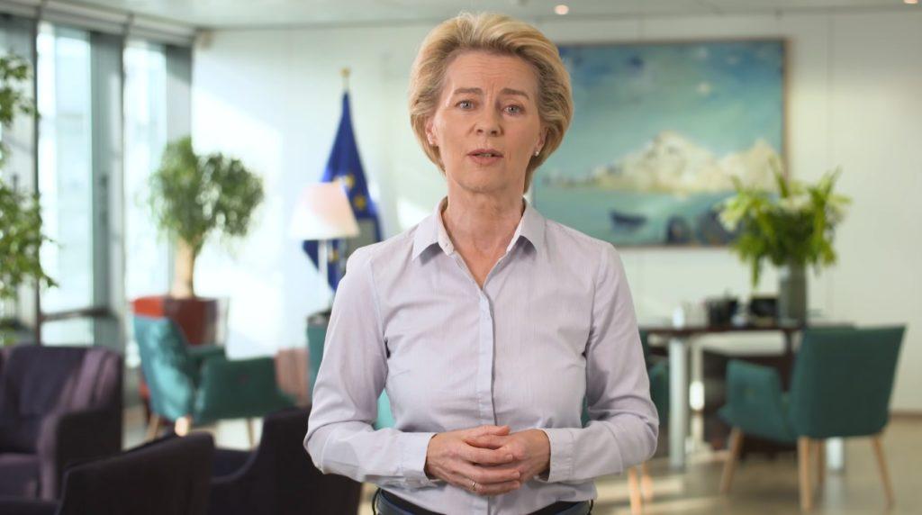 Ursula von der Leyen è pronta a sospendere i fondi dell'Unione Europea ai Paesi omofobi