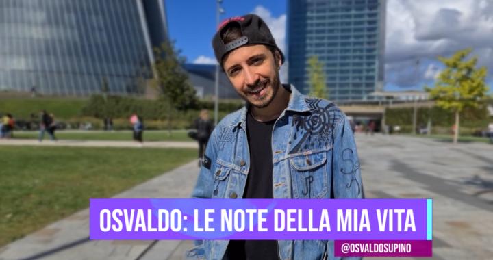 Sulle note di Osvaldo Supino: l'intervista in macchina per QweerTea Live