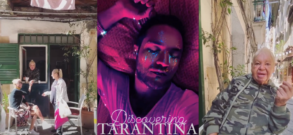 Discovering Tarantina: la vita dell'ultimə dei femminielli diventa un film