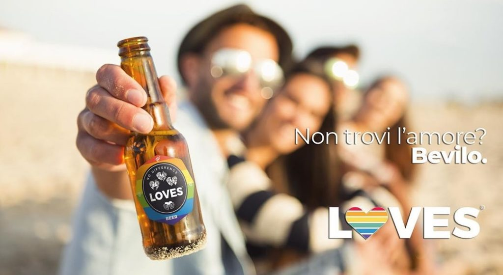 "Loves Beer: nasce in Sicilia una birra ""LGBTEQ"" per brindare all'amore senza differenze"