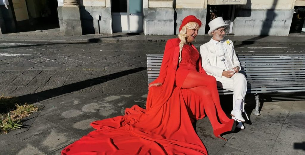 Gli attivisti Massimo Milani e Gino Campanella si sono sposati a Giarre