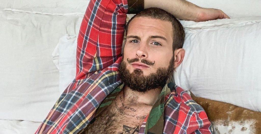 Nico Tortorella: «Non c'è niente di più mascolino che fare il passivo»