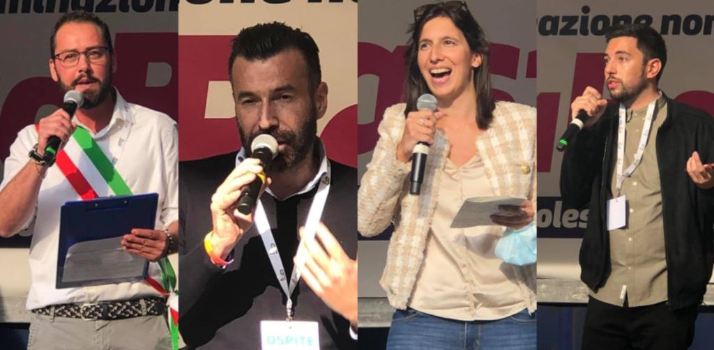 Milano ha detto #OraBasta! all'omotransfobia e alla misoginia
