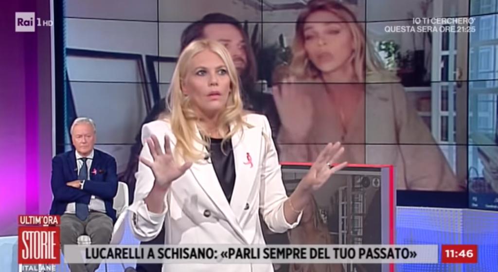 Vittoria Schisano accusa Selvaggia Lucarelli di aver cercato di sapere se fosse operata
