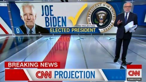 Per la CNN Biden ha vinto le elezioni: ora equality act in 100 giorni