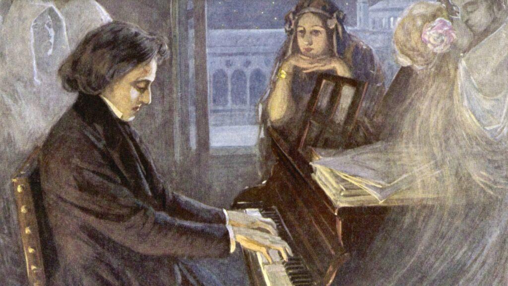 Frédéric Chopin era attratto dagli uomini e amava la pratica del cruising