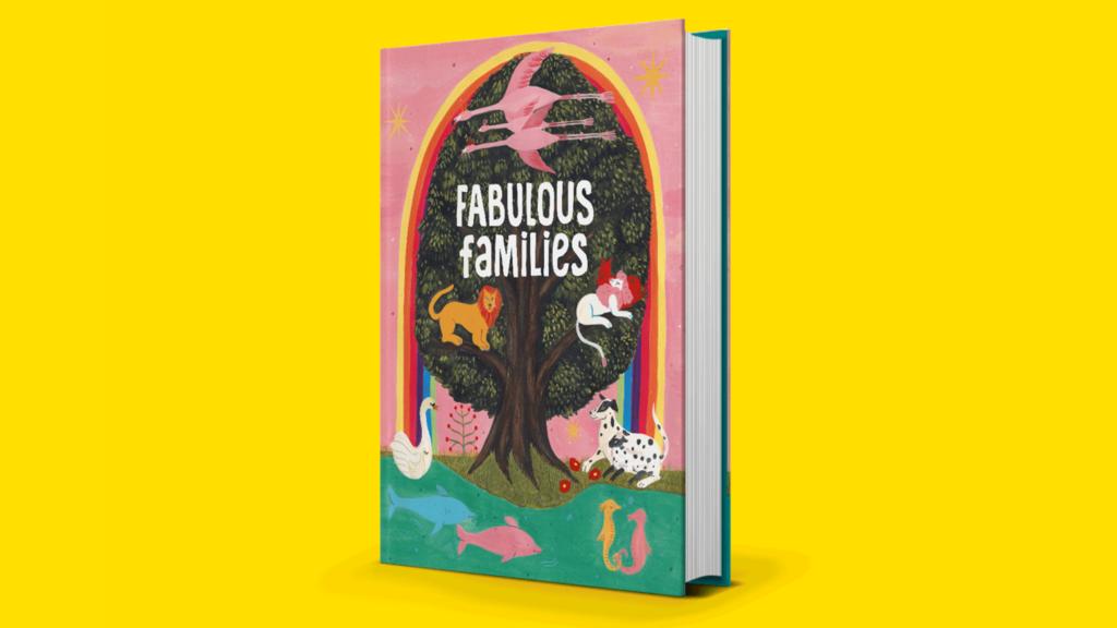 """""""Famiglie favolose"""": un libro per bambini che racconta l'amore al di là del genere e del colore"""