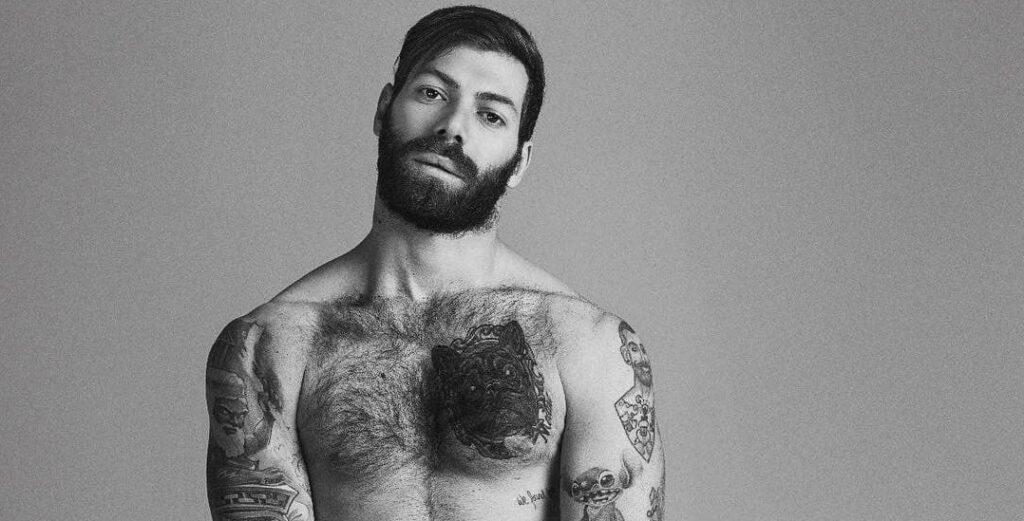 10 irresistibili ragazzi in bianco e nero: la photogallery