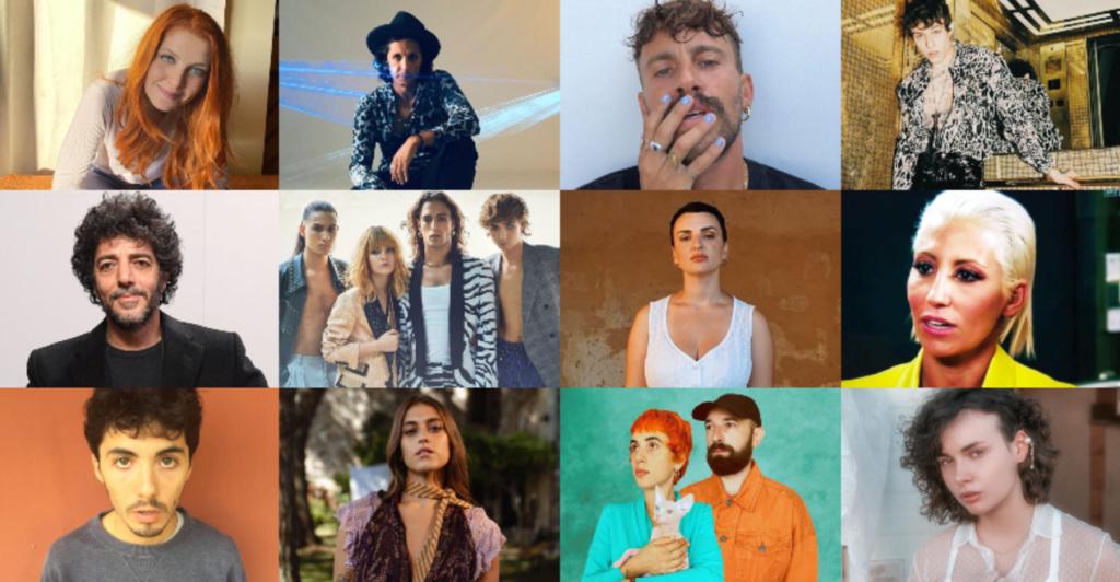 Sanremo 2021: Amadeus svela gli artisti ufficiali in gara
