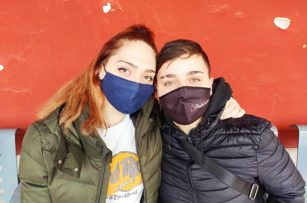 Anna e Isabela, cacciate di casa il giorno di Capodanno, ora dormono alla Caritas