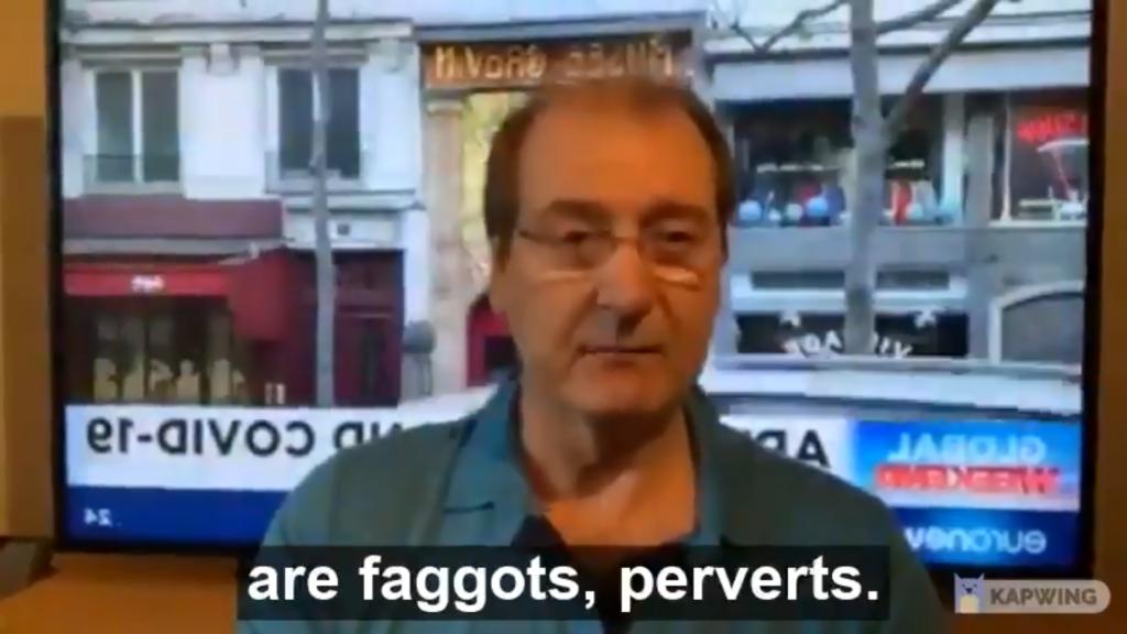 «Fr**i e pervertiti non devono essere tollerati»: il video choc di un eurodeputato lituano