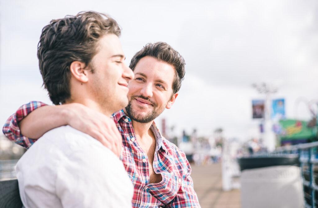 «Vi racconto come ho trovato l'amore della mia vita in una sauna gay»