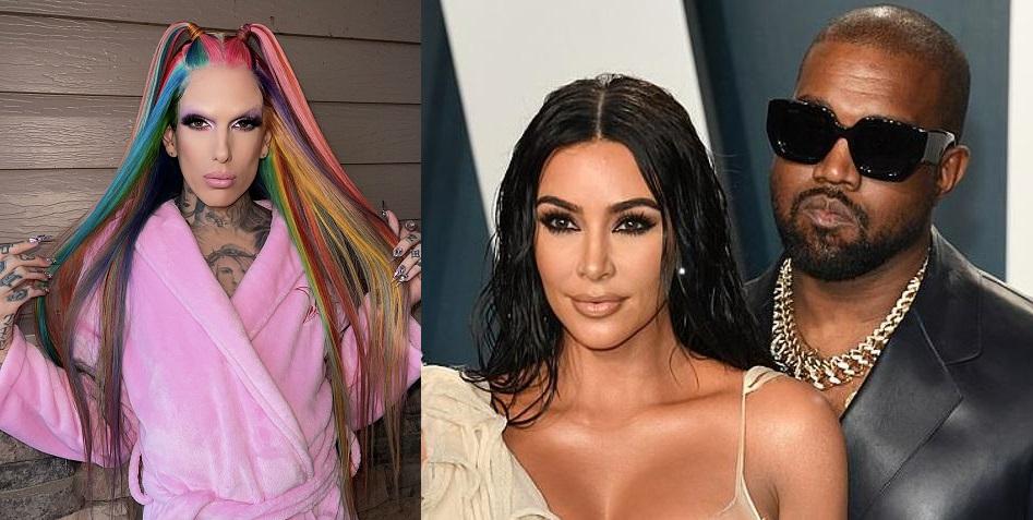Il triangolo no: Kanye West e Kim Kardashian si lasciano per Jeffree Star?