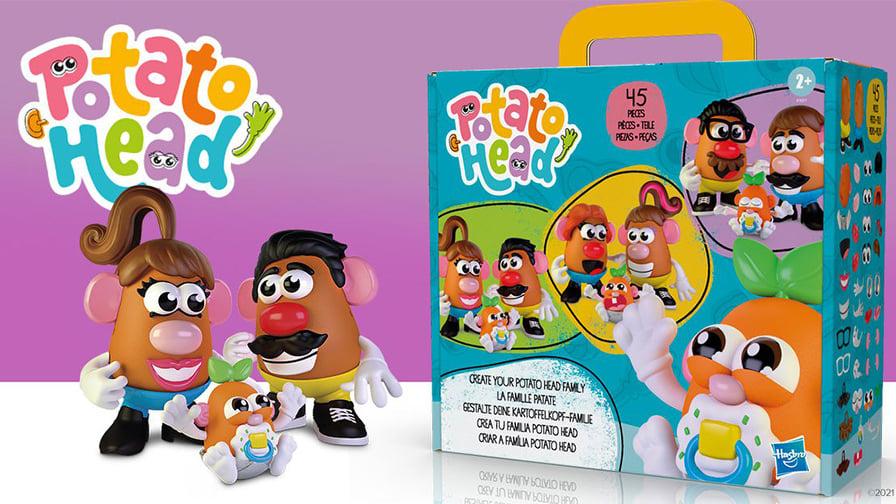 Il giocattolo Mr. Potato diventa gender neutral: ora è Potato Head