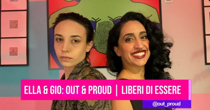 Out|Proud: Ella Bottom Rouge e Gio si raccontano alle telecamere di Rumors