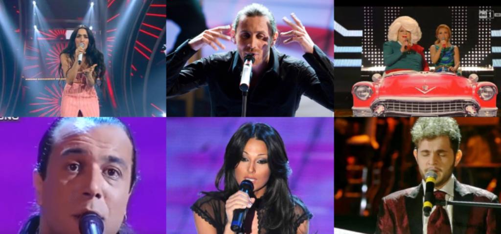 Sanremo e canzoni LGBT+: l'infelice binomio tra censure, cliché e queerbaiting