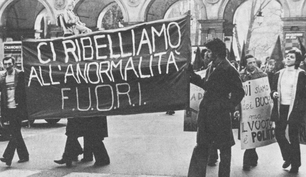 Le Radici dell'Orgoglio: la storia in podcast dell'Italia LGBT+