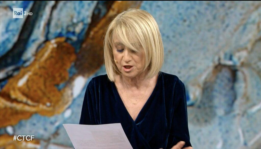 Legge Zan, Luciana Littizzetto legge la sua letterina a Pillon