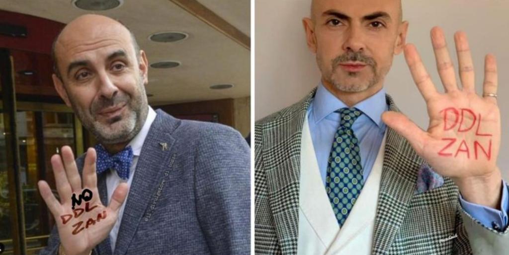 Enzo Miccio ammonisce Pillon: «Non usi la mia immagine sui suoi social»