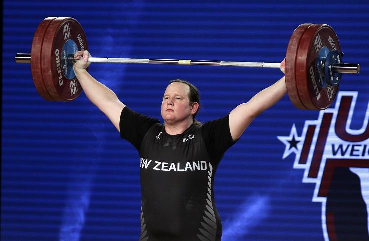 Laurel Hubbard sarà la prima atleta trans alle Olimpiadi