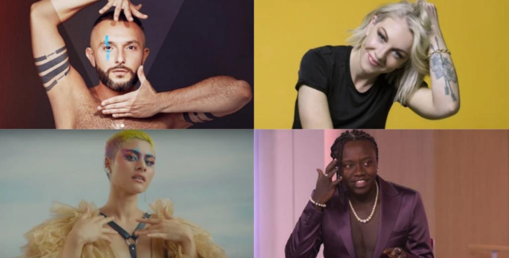 Eurovision 2021: prima semifinale all'insegna degli artisti LGBT+