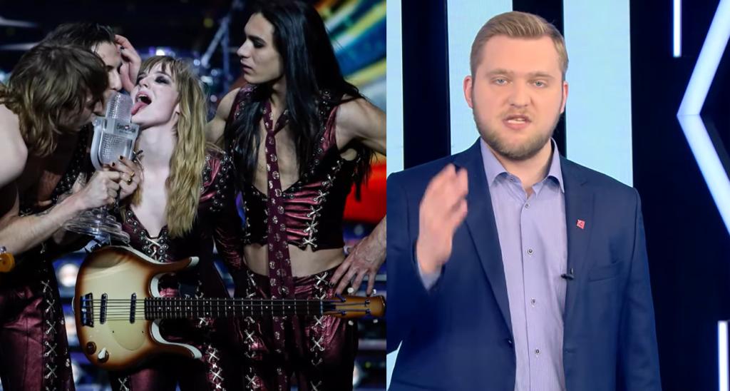 Per la TV di Stato bielorussa i Måneskin sono «omosessuali che sanno di AIDS»