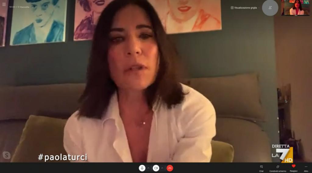 Paola Turci: «I miei hater omofobi sono tutti elettori di Salvini e Meloni»