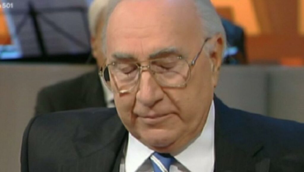 Pippo Baudo contro il ddl Zan: «A Fedez avrei spento le telecamere»