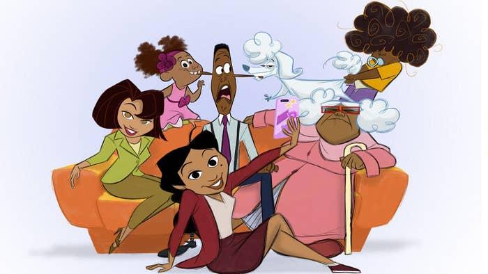 The Proud Family: una famiglia arcobaleno nel cartone doppiato da Billy Porter e Zachary Quinto