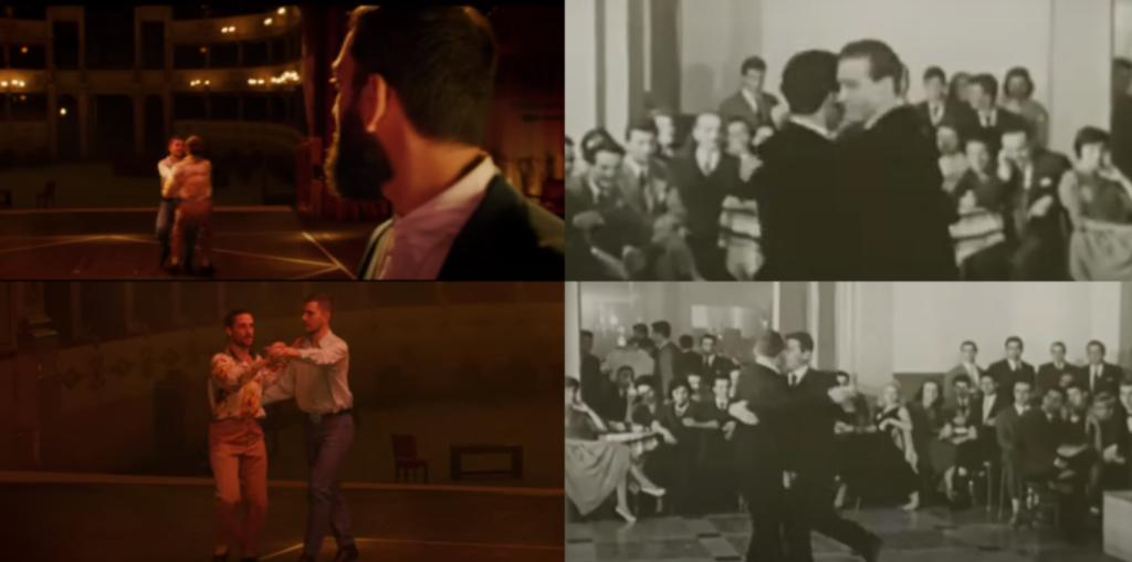 """Nel video di """"Ci abbracciamo"""" Vasco Brondi riscopre una danza bolognese tra uomini"""