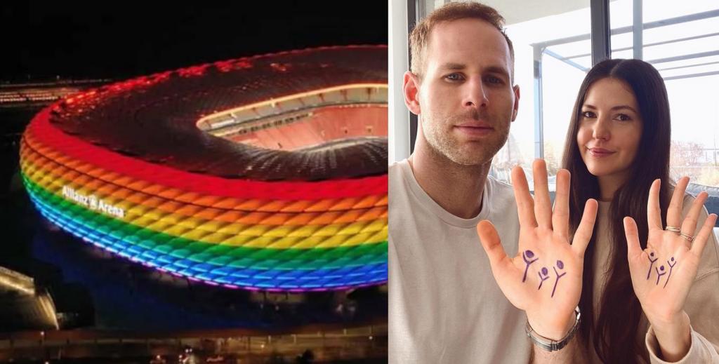 L'UEFA spegne l'arcobaleno, nel portiere ungherese Gulacsi un barlume d'orgoglio