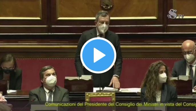 Ddl Zan e Vaticano, Draghi: «Italia è Stato laico, Parlamento libero di discutere»