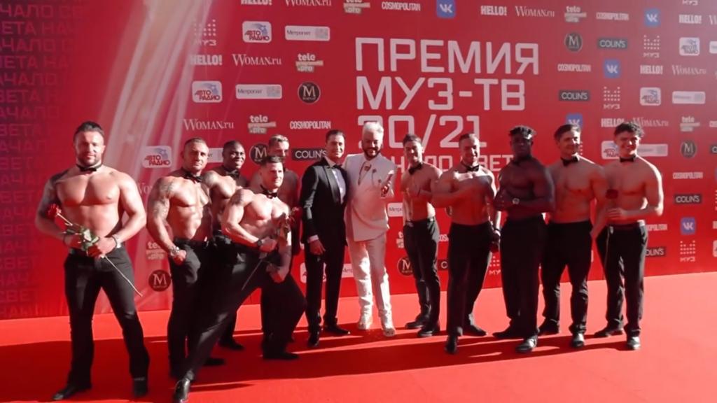 Russia, importante premio musicale accusato di propaganda gay