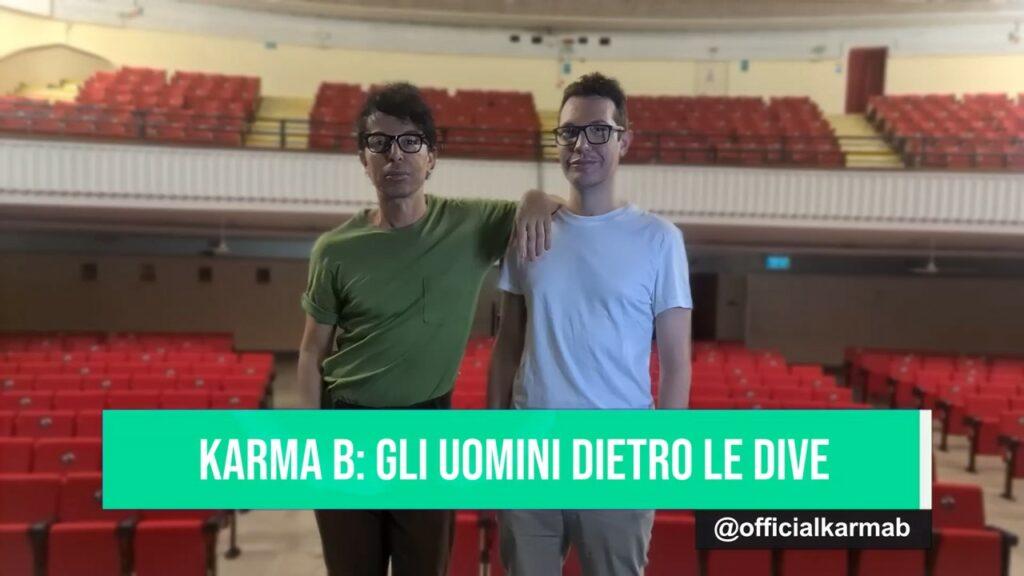 Gli uomini dietro le Dive: videointervista ai Karma B