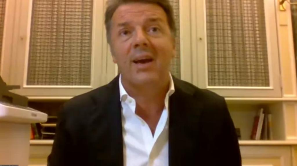 Matteo Renzi: «Italia Viva non presenterà emendamenti al ddl Zan»