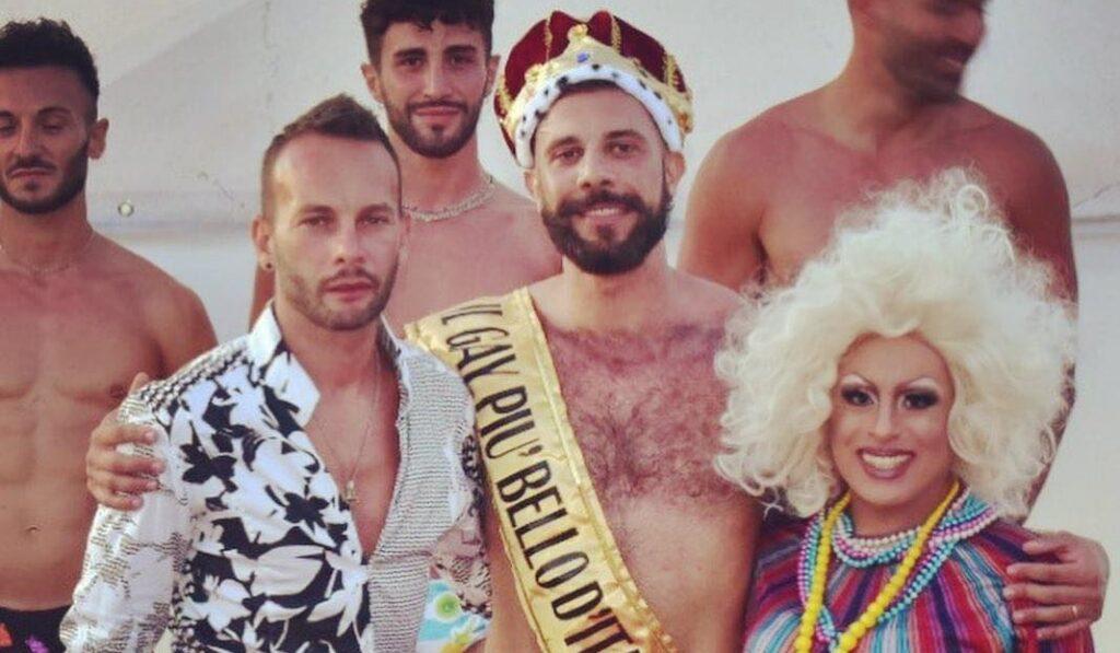 Alcune domande scomode a Pier Paolo Catacchio, Il Gay Più Bello d'Italia 2021