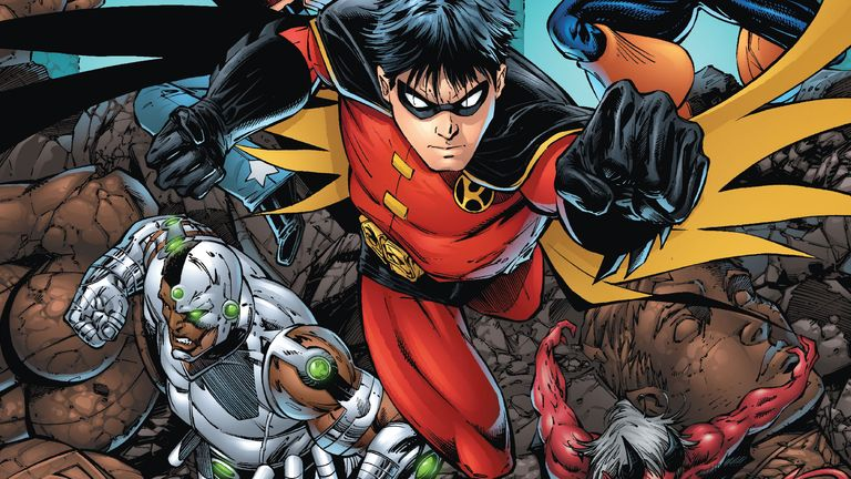 Batman, Robin farà coming out come bisessuale e frequenterà un uomo