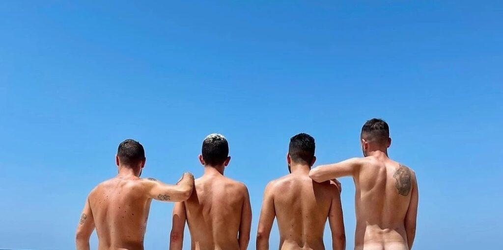 DIETROLOGIE: una photogallery dedicata ai lati B maschili