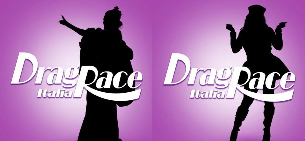 Drag Race Italia: chi si nasconde dietro alle sagome delle 8 queen?